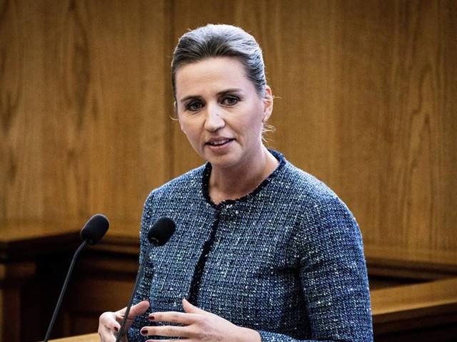 Danmark vill ta passet från IS-stridande