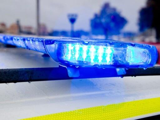 Larm om misshandel i Växjö