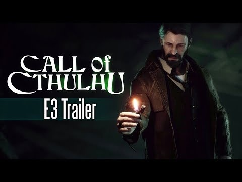 E3-trailer för Call Of Cthulhu