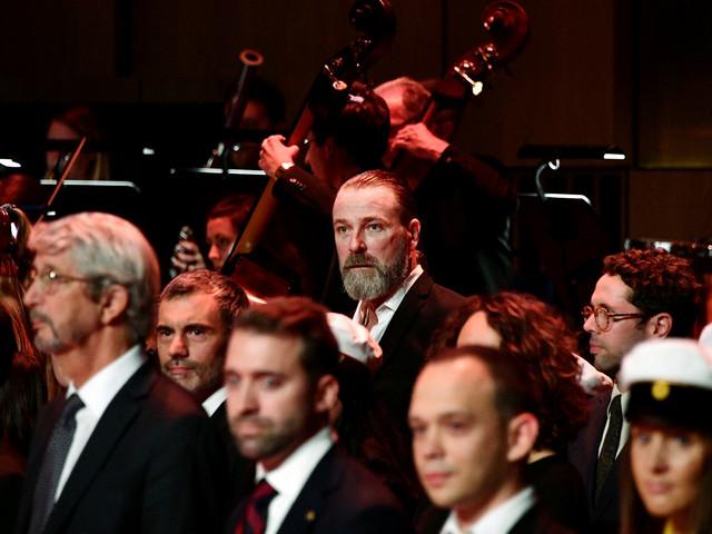 Hattar, kransar och en höjdhoppslegendar på Malmös första akademiska ceremoni
