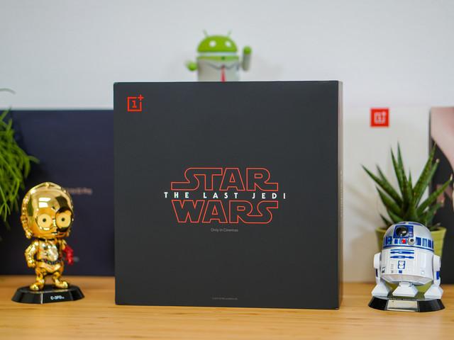 Vi kikar på OnePlus 5T Star Wars Limited Edition – kan beställas idag