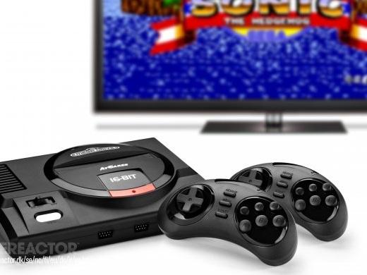 Sega Mega Drive Classic finns ute nu, innehåller 85 spel