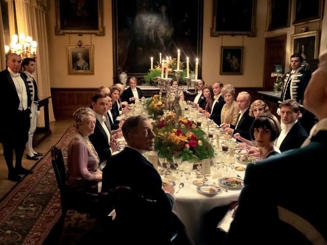 Downton Abbey på bio – lite snällare och tråkigare