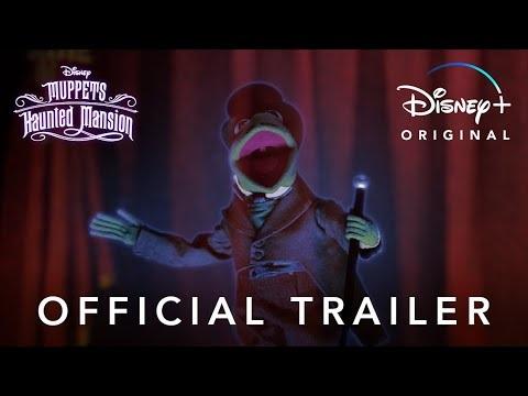 Trailer för Muppets Haunted Mansion