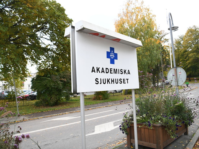 Personal fick belastningsskador av gasmask