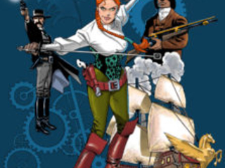 4x Rucka: Lady Sabre & The Pirates of the Ineffable Aether