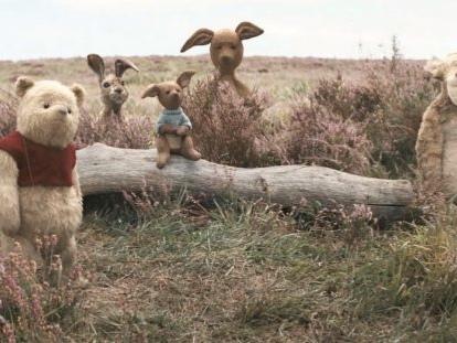 Den nya Christopher Robin-trailern är värmande fin