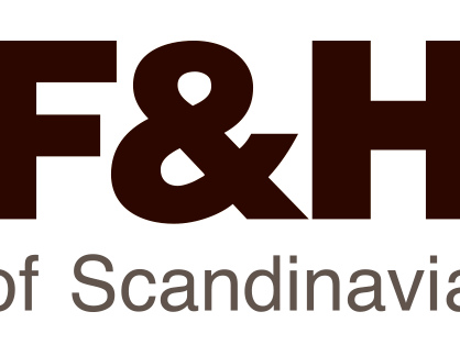 Säljkonsulent i södra Sverige, F & H A/S