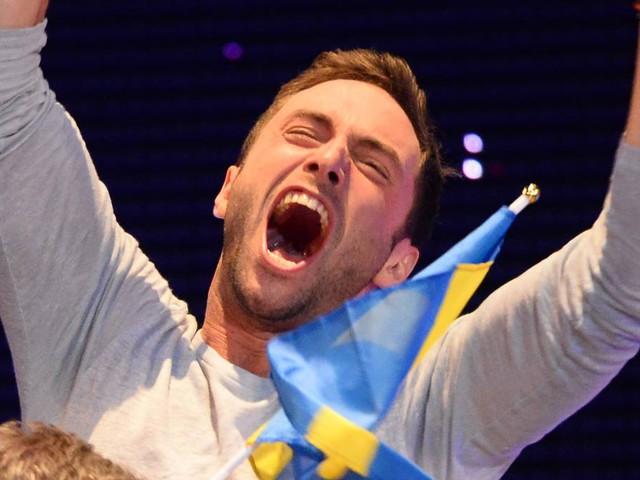 Måns Zelmerlöw vinner Eurovision 2015
