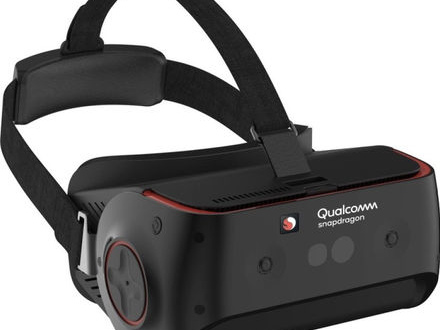 Qualcomm visar referensdesign till VR-headset