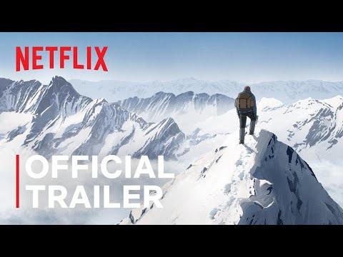 En trailer för The Summit of the Gods