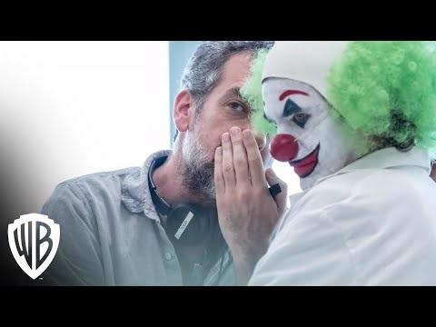 Warner Bros. släpper bakom kulisserna-video från Joker