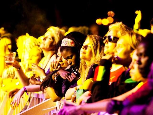 I kväll: Direkt från Reggaefestivalen