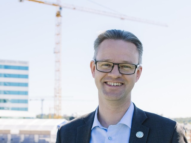Ulf Kristersson enhälligt vald till ny partiordförande