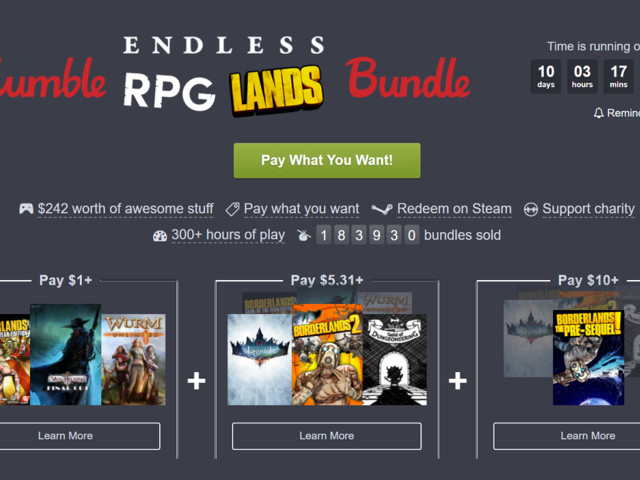 Humble Bundle blir en del av IGN