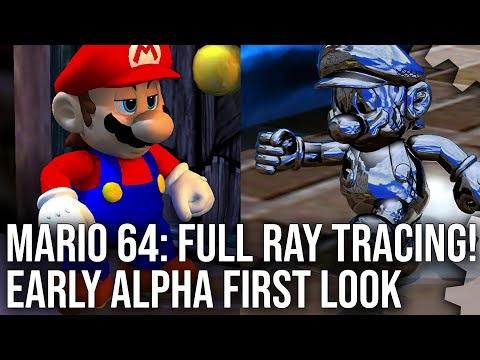 Rejtrejsat Super Mario 64