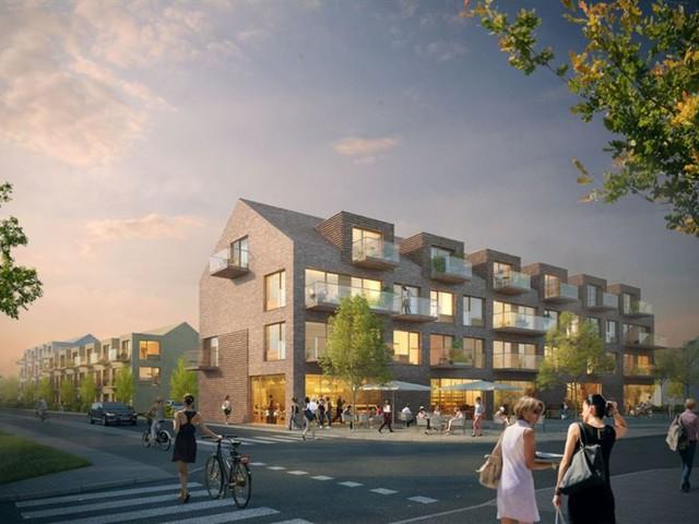 Serneke bygger bostäder i Staffanstorp