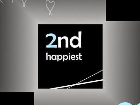 2nd Happiest - Rastlöst Hjärta