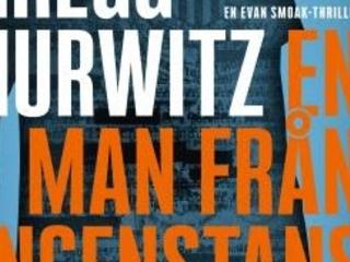 """""""En man från ingenstans"""" av Gregg Hurwitz"""