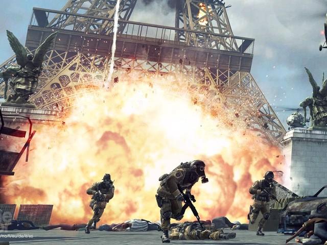 Nu kan du spela Call of Duty: Modern Warfare 3 till Xbox One