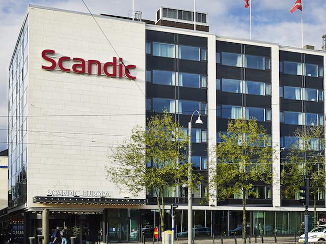 Scandics vd spår svagare tillväxt