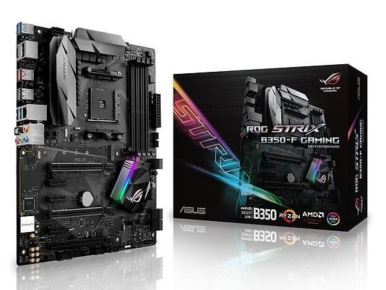 """Asus ger moderkort med sockel AMD AM4 stöd för """"nya kommande processorer"""""""