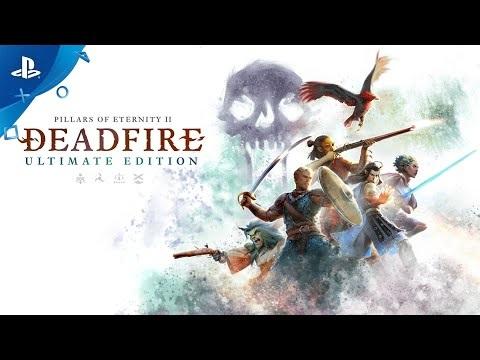 Pillars of Eternity II: Deadfire ute nu till konsol