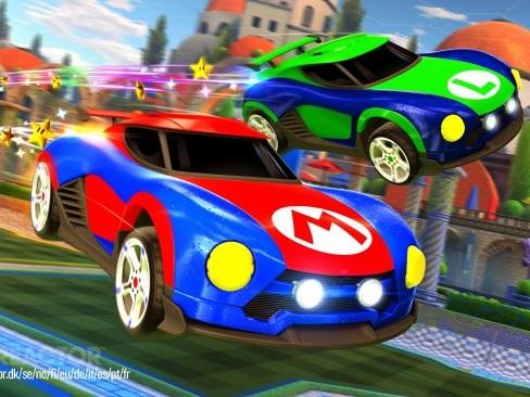 Premiärdatumet för Switch-versionen av Rocket League