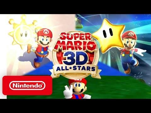 Idag är sista chansen att köpa Super Mario 3D All-Stars