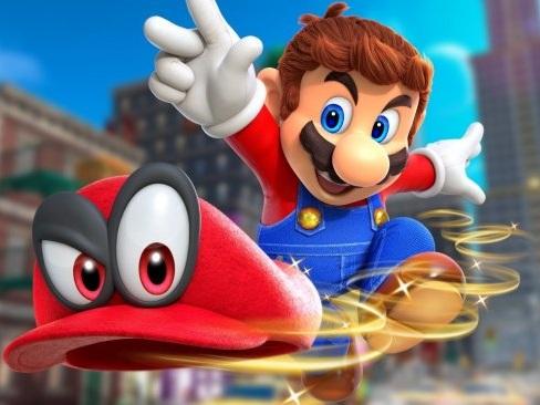Super Mario Odyssey passerar en miljon sålda spel i Japan