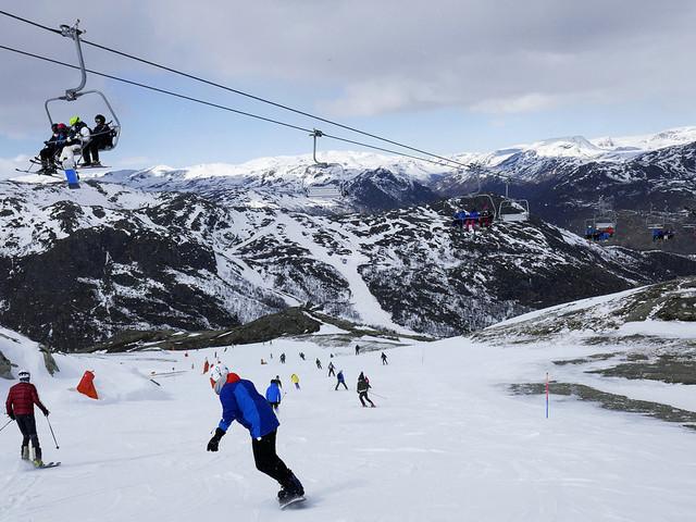 Årets billigaste och dyraste skidorter