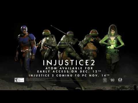 Turtles till Injustice 2