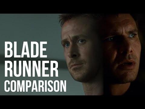 Blade Runner 2049 jämfört med originalet