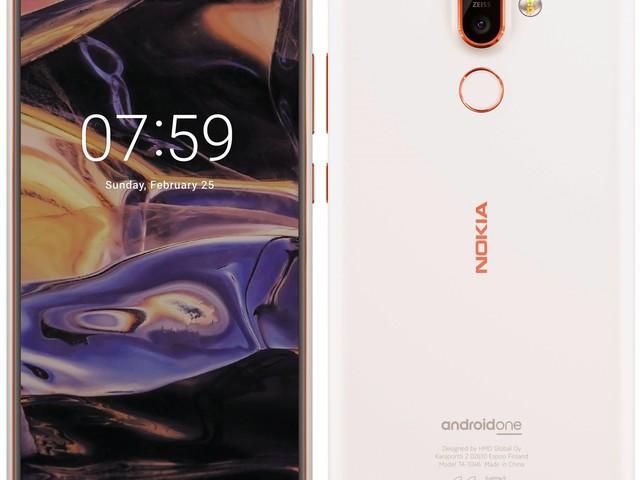 Så här ser Nokia 7 Plus ut enligt @evleaks – är del av Android One