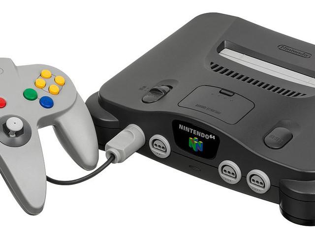 Patentansökan av Nintendo pekar på ett Nintendo 64 Classic Edition