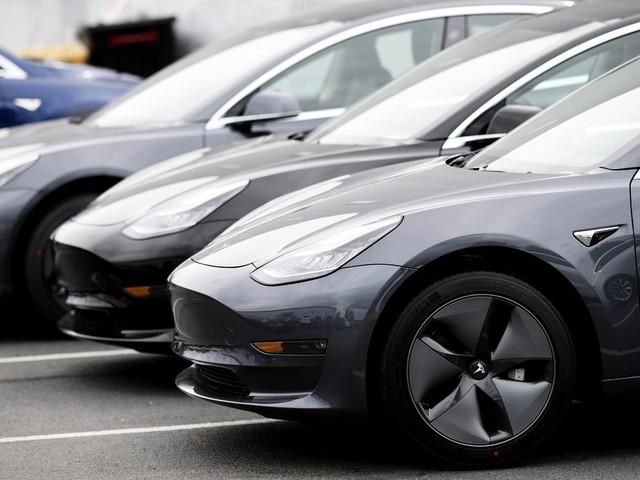 Teslas minsting bästsäljare i Nederländerna