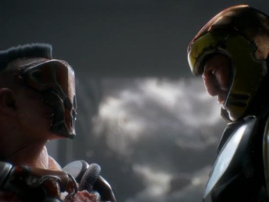 Största uppdateringen hittills till Quake Champions