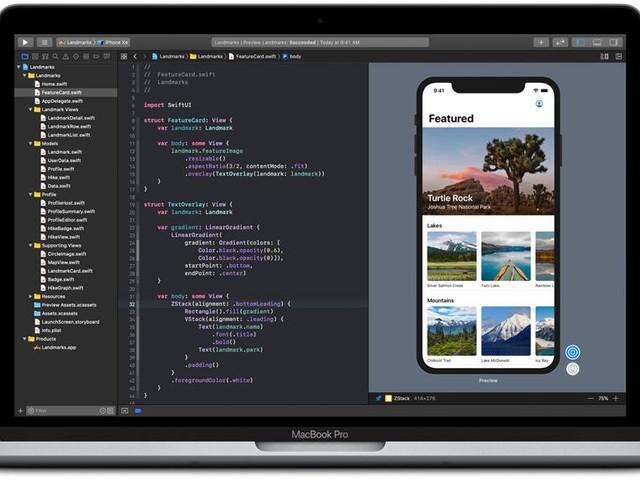 Spännande nyheter för utvecklare med Apples nya system