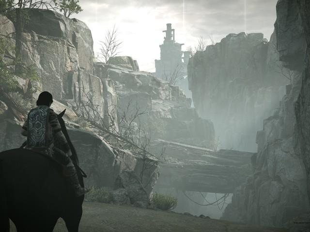 Kolla in det vackra introt till Shadow of The Colossus Remake