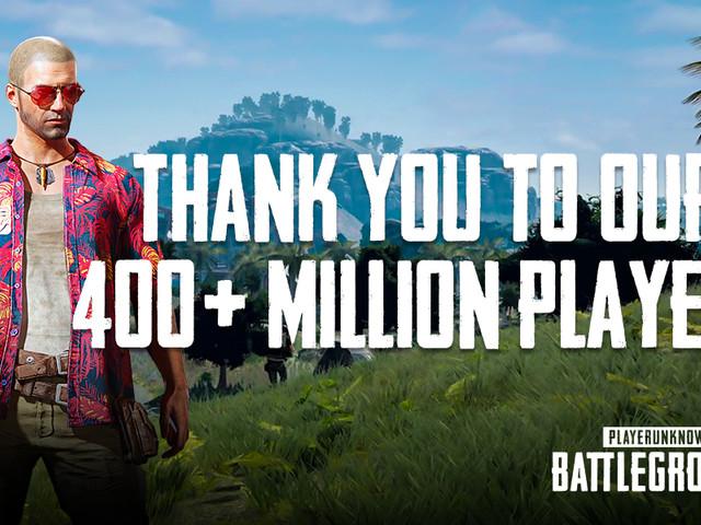 Över 50 miljoner sålda PlayerUnknown's Battlegrounds