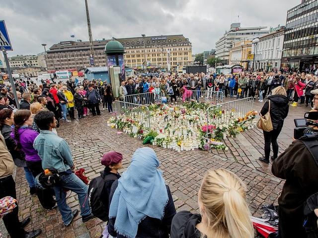 Uppgifter: Knivman i Åbo tänkte hugga militär