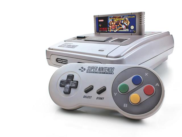 Gamestop-chefer bekräftar SNES Classic