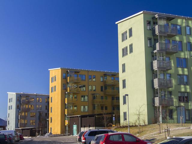 Livstids fängelse för mord i Märsta i oktober 2020