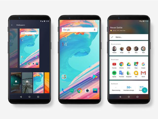 OnePlus 5 och 5T uppdateras till Android 8.0 i början av 2018
