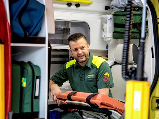 Hälften av alla ambulansuppdrag – 16000 per år – rör personer som inte måste till sjukhus