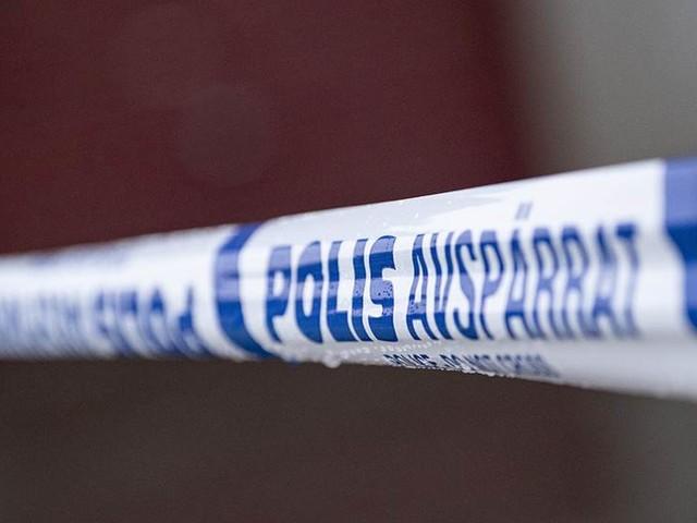 Misstänkt mord utanför Laholm