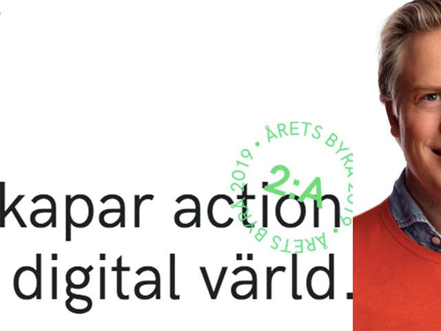 """Digitala byrån Actionist i rekonstruktion: """"Vi har fajtats"""""""