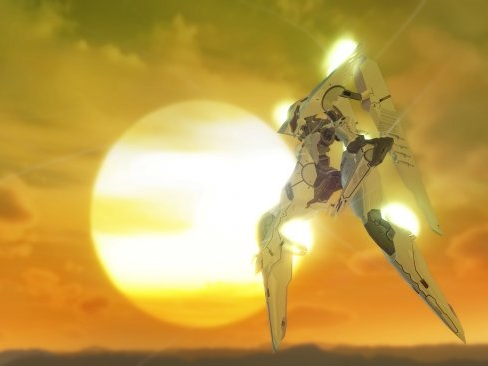 Ratta Mechs i VR med Zone of the Enders