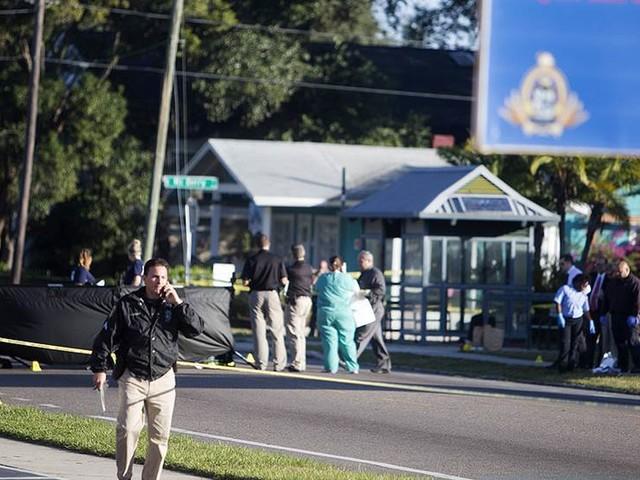 Seriemördare sätter Tampa i skräck
