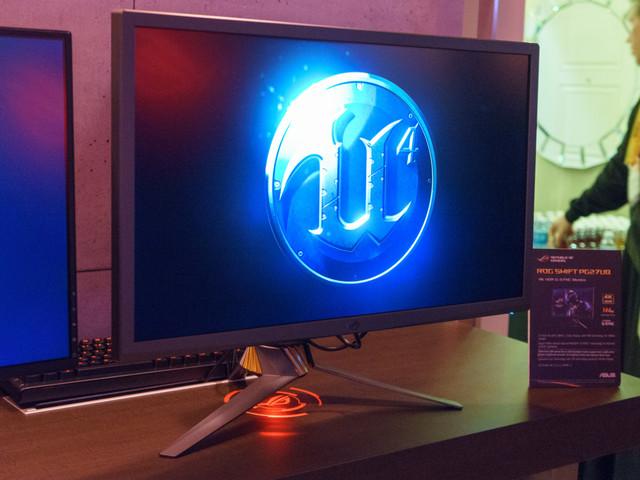 """Nvidia: """"Skärmar med 4K-upplösning, 144 Hz och G-Sync i april"""""""